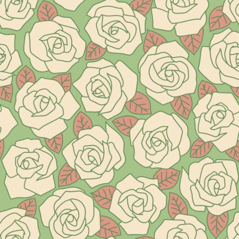 Dense Rose Solid Dull Pink